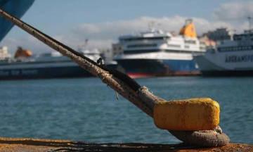 Δεμένα τα πλοία στα λιμάνια τη Δευτέρα – Προειδοποίηση ΠΝΟ για κλιμάκωση