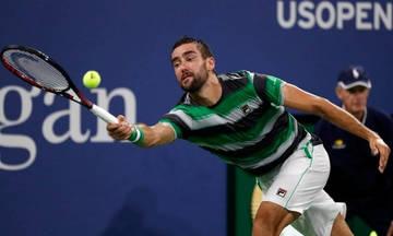US Open: «Επιβίωσε» ο Τσίλιτς