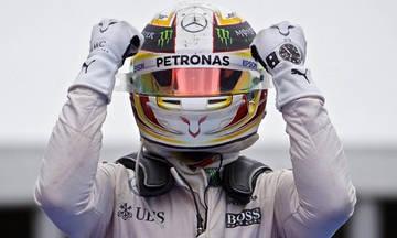 Formula1: Λ(ι)ούης ο Χάμιλτον στη Μόντσα