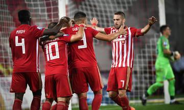Μη σταματάς...Τα highlights από το Ολυμπιακός-ΠΑΣ Γιάννινα 5-0 (vid)