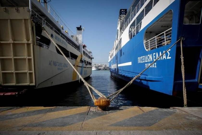 Απεργία ΠΝΟ: Νέα 24ωρη απεργία στα πλοία αύριο Τρίτη