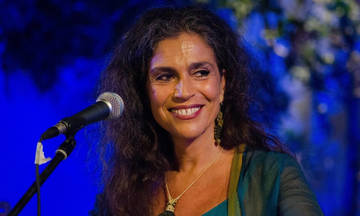 Σαβίνα Γιαννάτου και Primavera en Salonico στην Κρήτη