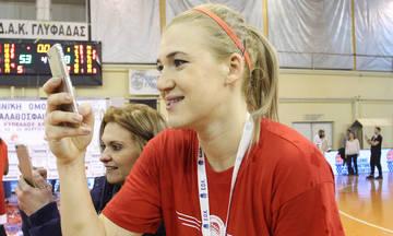 Η Μάζιτς έρχεται για νέους τίτλους με τον Ολυμπιακό (vid)