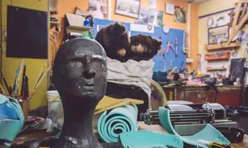 Πρόσκληση συμμετοχής σε εργαστήριο κατασκευής μάσκας από το ΚΘΒΕ