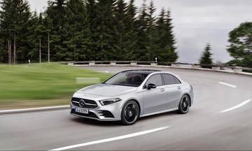 Οι κινητήρες της νέας Mercedes-Benz A-Class Sedan