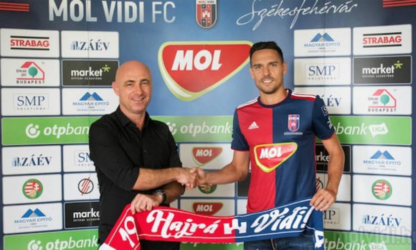 Η Βίντι ενισχύθηκε με Μιλάνοφ για το Europa League