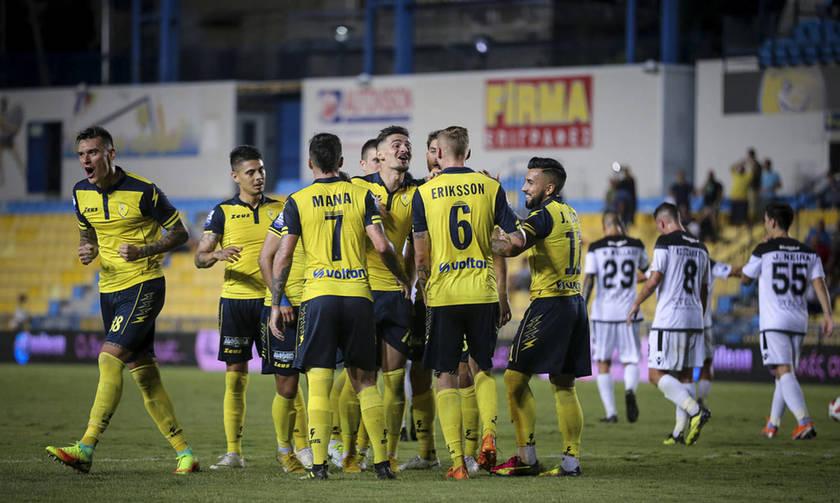 Παναιτωλικός-ΟΦΗ 2-1: Πρώτη νίκη για τους Αγρινιώτες