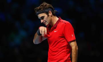 Σοκ για Φέντερερ: Αποκλείστηκε από το Νο 55 και έμεινε εκτός US Open!