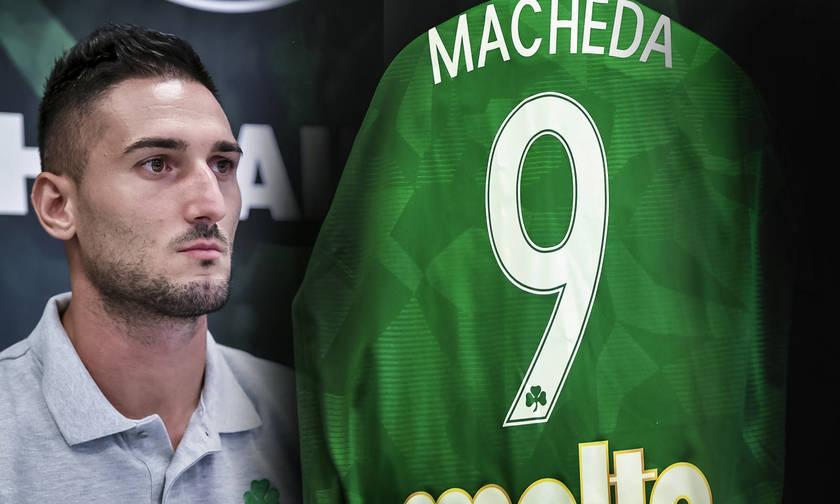 Μακέντα: «Με το Νο 9 έχω πετύχει πολλά γκολ»