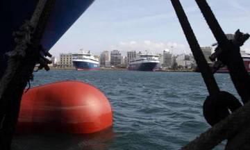 Aνεστάλη η απεργία των ναυτεργατών- Ξεκίνησαν δρομολόγια τα πλοία
