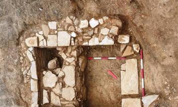 Αλιβέρι: Στο φως νεκροταφείο προϊστορικών και ιστορικών χρόνων
