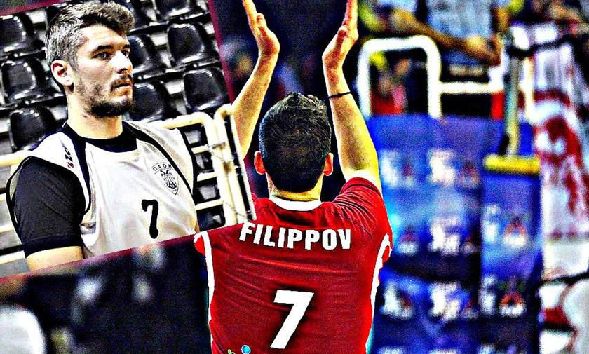 """Ο Φιλίποφ κράτησε το """"7"""" και στον ΠΑΟΚ"""