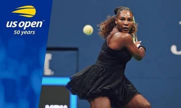 US Open: Στα ημιτελικά η Σερένα Ουίλιαμς