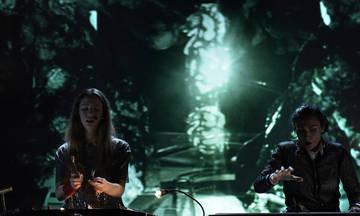 Το σπήλαιο, από τους Έλλη Παπακωνσταντίνου και ODC Ensemble στο Μέγαρο