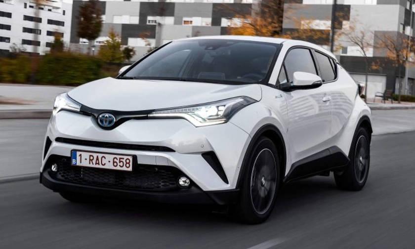 Η Toyota ανακαλεί υβριδικά μοντέλα