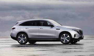 Το πρώτο ηλεκτρικό SUV της Mercedes-Benz (pics)