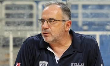 """Σκουρτόπουλος: """"Αν ο Γιάννης μπορούσε, θα ήταν εδώ μαζί μας"""""""