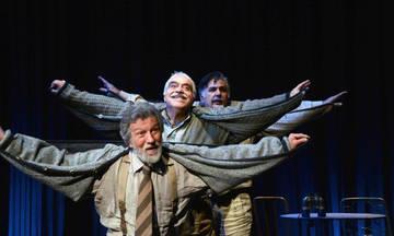 Ήρωες, του Gerald Sibleyras για δεύτερο χρόνο στο Θέατρο Βασιλάκου