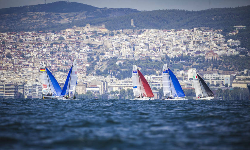 Την 5η θέση πήρε η Ελλάδα στο Παγκόσμιο Πρωτάθλημα Όπτιμιστ