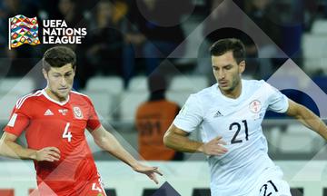 Nations League: Με νίκη ξεκίνησε η Γεωργία και η Αρμενία