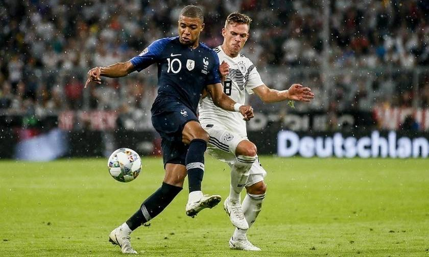 Τα αποτελέσματα στο Nations League: ισοπαλία στο Γερμανία-Γαλλία