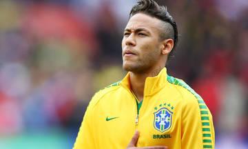 Ο Νεϊμάρ (ξανά) αρχηγός της Βραζιλίας