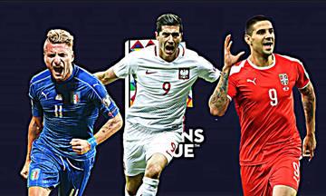Οι Ιταλοί και οι Σέρβοι κερδίζουν την εμπιστοσύνη μας