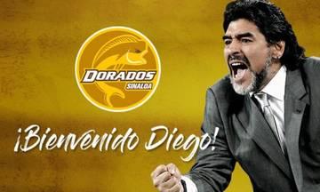 Ο Μαραντόνα προπονητής στην Β' Μεξικού!