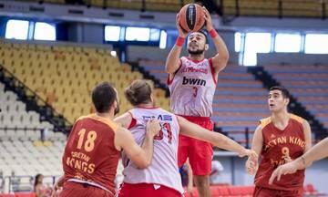 Στην κορυφή του TOP-10 της EuroLeague o Γκος!