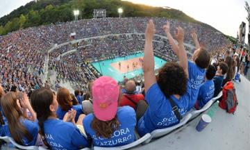 Με Ραούβερντινκ, Τερβαπόρτι ξεκινά το Παγκόσμιο Πρωτάθλημα  Βόλει (Αφιέρωμα pic - πανόραμα)