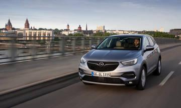 Opel Grandland X με νέο ισχυρό κινητήρα βενζίνης