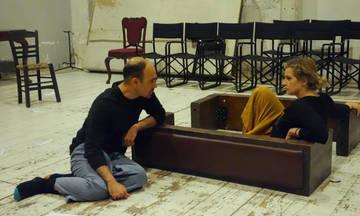 Ο «Οδοιπόρος» του Π. Σούτσου από την Ηλέκτρα Ελληνικιώτη στο Θέατρο Θησείον