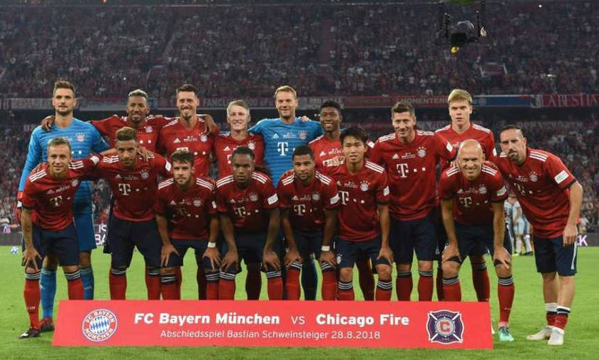 Πιο μισητή ομάδα στη Γερμανία η Μπάγερν!