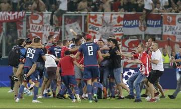 Η UEFA απαγόρευσε την μετακίνηση των οπαδών του Ερυθρού Αστέρα