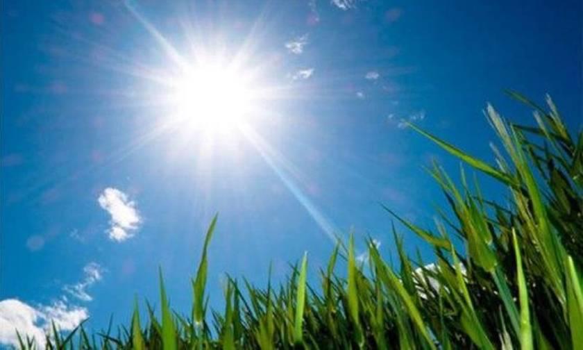 Ζέστη και σήμερα – Η πρόγνωση της ΕΜΥ