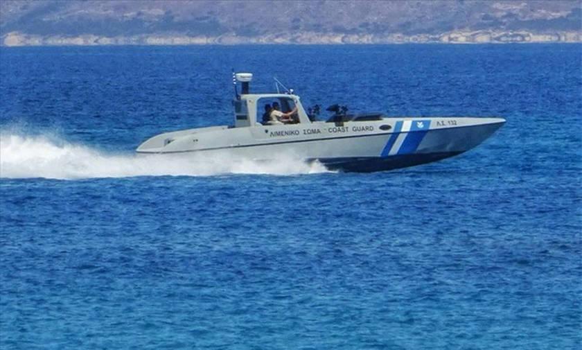Ημιβυθίστηκε τμήμα της πλωτής δεξαμενής 1 στα ναυπηγεία Ελευσίνας