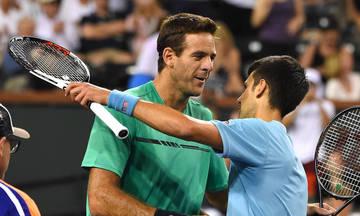 US Open: Τζόκοβιτς και Ντελ Πότρο στον τελικό