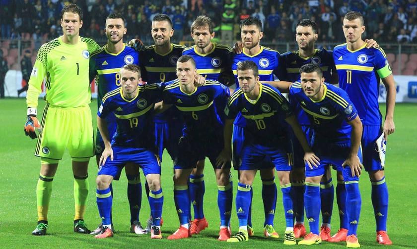Nations League: «Διπλό» της Βοσνίας στη Β. Ιρλανδία