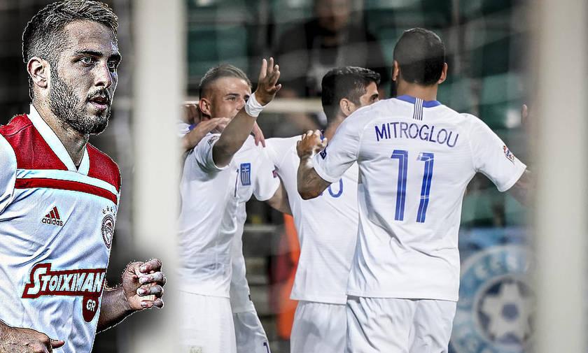 Το τέταρτο γκολ του Φορτούνη, δύο χρόνια μετά