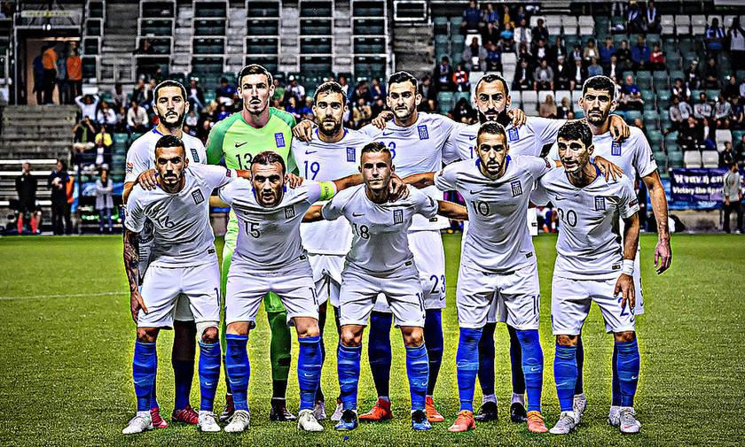 Εσθονία-Ελλάδα 0-1: Με μαέστρο τον Φορτούνη