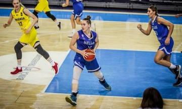 Φιλική νίκη για την Εθνική Γυναικών κόντρα στο Πουέρτο Ρίκο