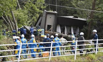 Ιαπωνία: Στους 42 οι νεκροί από τον σεισμό των 6,6 ρίχτερ