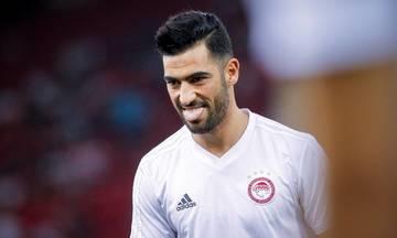 Μεριά: «Να φτάσω στο επιθυμητό επίπεδο, τόσο με την Τυνησία, όσο και με τον Ολυμπιακό»