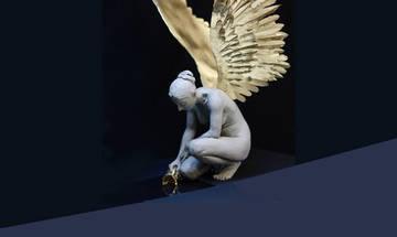 """Η εγκατάσταση """"Ίρις"""" του Sam Jinks στο Μουσείο Μπενάκη"""