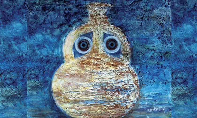 Το ένα μέσα στο άλλο: Έκθεση ζωγραφικής της Βασιλικής Γεροκώστα