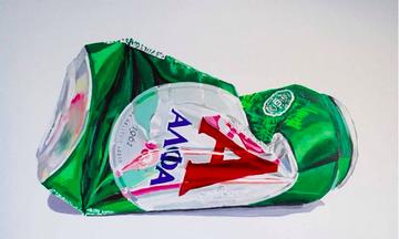 Soneto: Έκθεση του Ben Fuog στην αίθουσα τέχνης Τεχνοχώρος