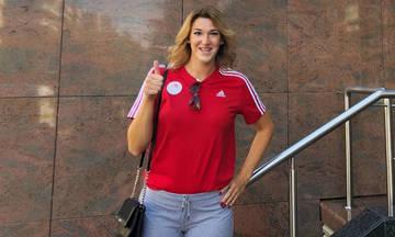 Πέρασε από ιατρικά η Μάζιτς στον Ολυμπιακό (pics)