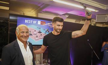 Ο Ολυμπιακός σάρωσε τα βραβεία στη Volleyleague 2017-18