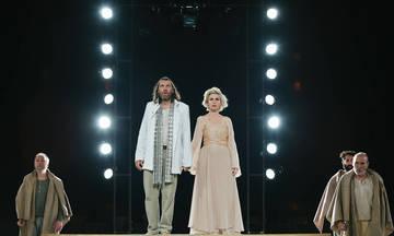 Αγαμέμνων, του Αισχύλου για τέσσερις τελευταίες παραστάσεις στην Αθήνα