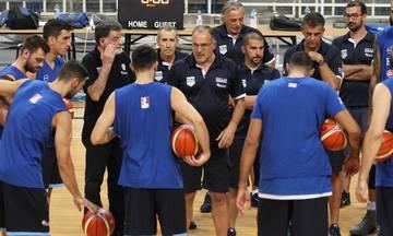 Σκουρτόπουλος: «Η ομάδα δεν είναι απόλυτα έτομη»